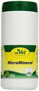 cdVet Naturprodukte 22 Complément alimentaire riche en minéraux pour chiens et chats MicroMineral 1 kg