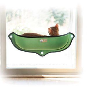 K & H Fabrication EZ support fenêtre Lit de seuil de Kitty (68,6x 27,9cm)
