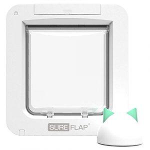Sureflap Microchip Chatière Connect plus hub