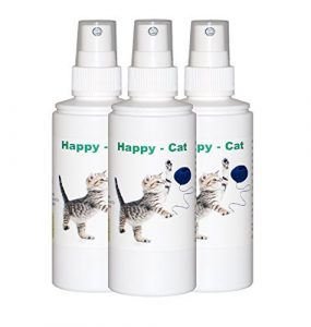 Happy Cat en spray 100 ml 3 Set