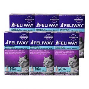 Feliway Ceva Vaporisateur–Set: Anti Stress Remède contre unerwünschtes comportement de chat (Griffoir marquer, pipi, etc.)