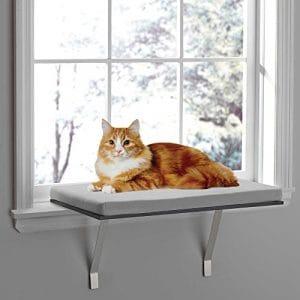 Deluxe pour Animal Domestique Chat Fenêtre Assise Perchoir