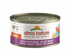 almo nature HFC Jelly 70 g – Poulet & Mangue – 24 x 70 g