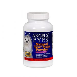 Angel's Eyes Anges Yeux Sweet de Pommes de Terre Formule Tear-Stain Remover pour Chiens, 75g