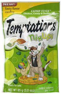 MARS Mélange de Temptations Poulet, Herbe à Chat et Cheddar Saveur Cat Treats