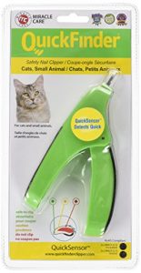 Produits Miraclecorp Pet Nail Clippers Quickfinder Cat – 3483
