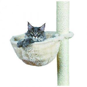 Trixie Sac Confort pour Abre à Chat Cadre Métal Diamètre 38 cm Crème