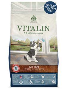 Vitalin The Natural Choice Nourriture sèche complète pour Chat Adulte