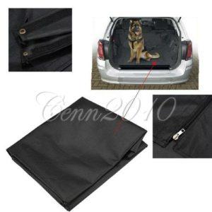 Generic NV _ 1001004499_ Yc-uk2Linerpro couvertures pour animal domestique arrière Heavy Duty étanche protection de chien S Pet Tapis de coffre arrière de voiture Siège arrière prote Liner Heavy D