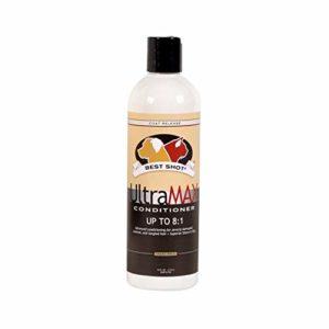 Best Shot UltraMax Pro Après-shampoing pour Animaux, 481,9Gram