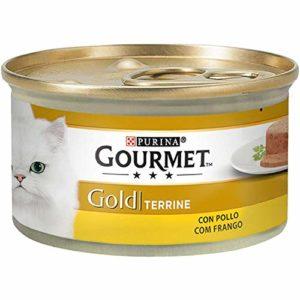 Gourmet Gold pour chats boîte [3 saveurs]