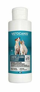 VETOCANIS Dentifrice à Croquer Anti-tartre pour Chat et Petit chien, 30 comprimés, Arôme Poulet