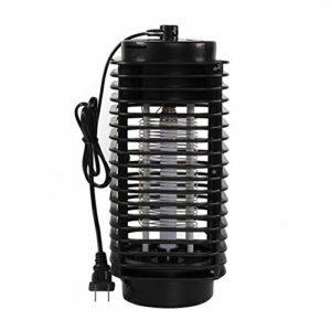 EWQ Électronique Mosquito Lamp Killer, Lampe moustiques Portable avec 3W UV, Les Mouches pour Camping Insecticide Safe & Non-Toxique, pour la Maison d'intérieur Chambre Cuisine Utilisation