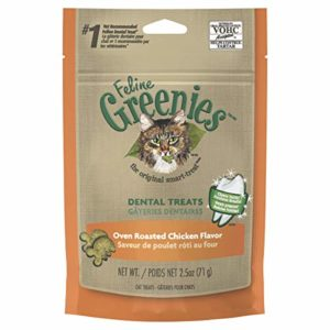 Greenies Dentaire Cat Treats
