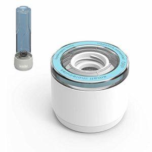 GT-LYD Générateur D'hypochlorite De Sodium, Mini-Désinfectant Portable, avec Chargement USB, Électrolyse De Saumure De Machine À Eau De Stérilisation, pour Salle De Bain,Blanc