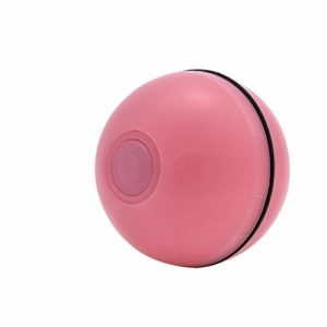 Jouet Balles Smart Jumping Ball USB Électrique Pet Toy Magic Rolling Ball Cat LED Rolling Flash Ball Automatic Rotating Toy Cat Dog Children