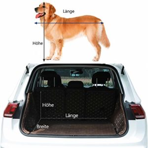 EUGAD 0104HT Cage de Transport en Oxford Sac de Transport Pliable pour Chien ou Chat,Beige 49,5×34,5x35cm