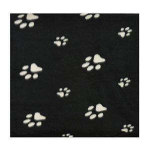 Pet Living Lot de 3 couvertures en Polaire Douce pour Chiot et Chat 70 cm – 73 cm