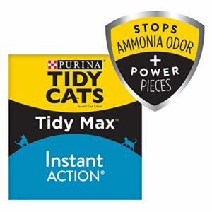 Purina Tidy Cats Litière agglomérante instantanée pour chat