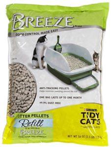 Tidy Cats Breeze Litière pour Chat en granulés – 1,5 kg