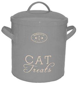 Banbury & Co Boîte de rangement pour nourriture pour chat