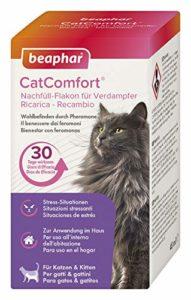 Beaphar 17147 CatComfort Bouteille de Recharge pour évaporateur pour Chats avec phéromones