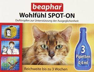 Beaphar Spot-On Bien-Être pour Chat 3 x 0,4 ml