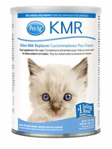 KMR – Chaton Milk replacer