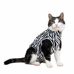 Medical Pet Shirt Kat XXXS zebraprint
