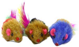 Nobby Souris en fourrure Cheveux courts