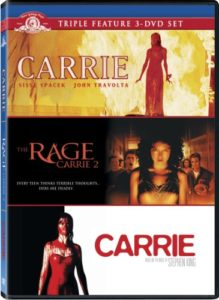 Carrie Triple Feature [Import USA Zone 1]