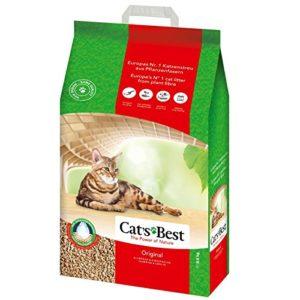 Cat's Best Litière écologique pour Chat – 60 litres