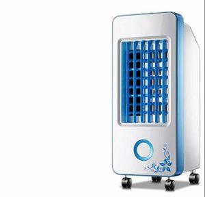 CCGG Ventilateur De Climatisation Petit Dortoir Ventilateur De Climatisation Petit Ventilateur (Couleur : Lake Water Blue)