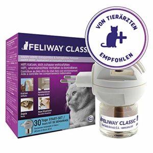CEVA New Feliway Diffuseur + Recharge pour Chat 30 Jour 48 ml