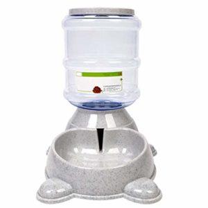 Fugift Pet Distributeur d'eau automatique 3,8 l pour chiot chaton