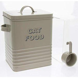 Lesser & ‿Pavey Sweet Home Aliment pour Chat en étain Sauge 25 cm