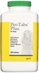 Pet-Tabs Plus for Dogs – 180 Tabs by