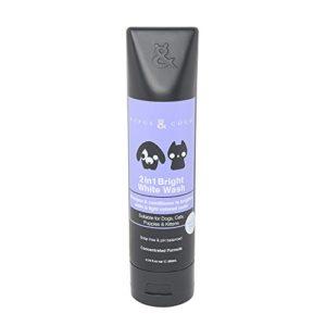 Rufus & Coco 2en 1Blanc Lumineux Lavage concentré Shampoing et après-shampoing, définition des Boucles FL. oz