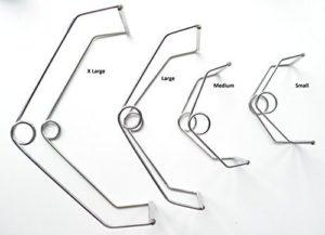 Surgical Instrument Specialists Barre Ressort Bouche Petit Animal Dentistes – M 10.2cm x 5.2cm