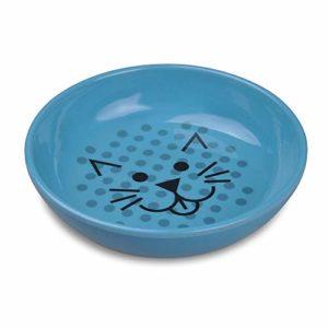 Van Ness Ecoware Cat Dish, 8-Ounce by Van Ness