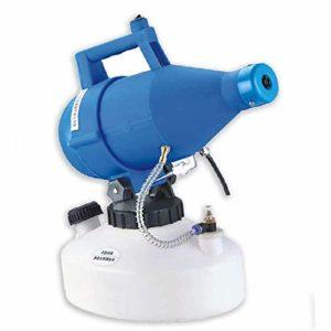 XINX Machine Portative De Pulvérisateur De Pulvérisateur De Désinfection De 4.5L, Pulvérisateur D'atomiseur De Volume Ultra-Faible,americano110V