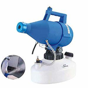 XINX Pulvérisateur De Désinfection Portable À Ultra Faible Capacité 4.5L, Machine De Désinfection D'insecticide Atomiseur pour Intérieur/Extérieur,europeo220V