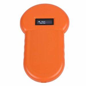 Junluck Chip Animal Reader Microchip Scanner Pet Scanner, Animal ID Reader, RFID Dog Reader Animal Reader, pour Chiens de Chat