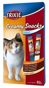 TRIXIE Creamy Snacks pour Chat