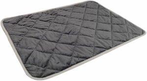 Châle de couverture électrique chaud, Tapis de couverture d'animal de compagnie auto-chauffant Idéal pour chat / chien, lit chat chaleur thermique thermo-chauffant des tapis de matelas pour chats, chi
