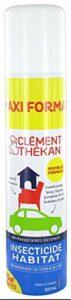 Clément Thékan Insecticide Habitat Spray et Fogger 300 ML