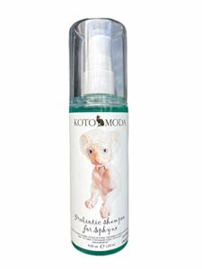 Kotomoda Shampooing probiotique pour Chats Sphynx 120 ML