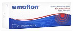 Servier Emoflon Pommade Rectale 25 g