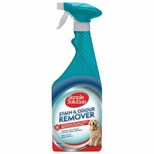 Simple Solution Stain and Odour Remover for Dogs, 750 ml