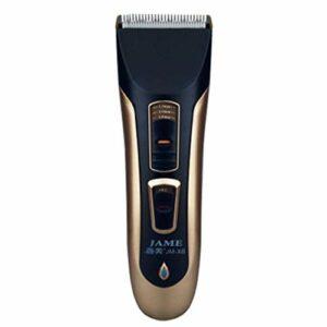 SLM-max Tondeuses pour Chiens,Rasage Animaux de Compagnie Chien Tondeuse à Cheveux Tondeuse à Cheveux Teddy réparation Outil de Coupe de Cheveux de Chat rasé Poussoir de Cheveux de Chien